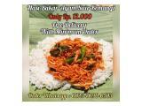 Nasi Bakar Ayam suir Kemangi Medan - Enak, Lezat, Bersih dan Terjangkau | Sumatera Utara