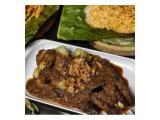 Sate Ayam Lontong Bumbu Kacang Spesial - Enak, Lezar & Terjangkau | Medan, Sumatera Utara