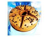 Pandan Chiffon Cake & Chiffon Coklat Cake